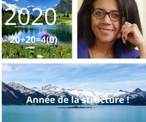 2020 = 20+20=4(0) Analyse avec la Nombrologie Dynamique.