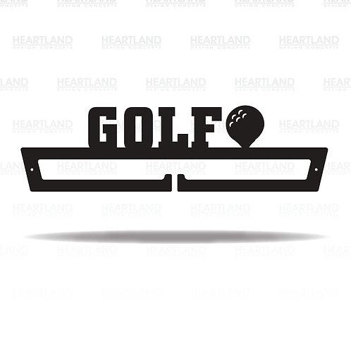 Golf Medal Hanger