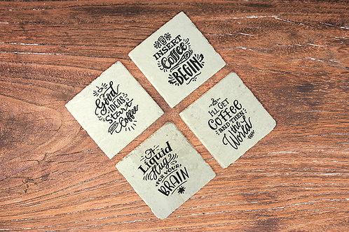 Coffee Coaster Set