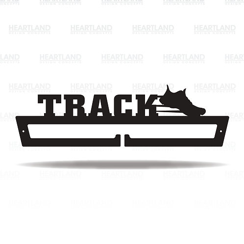 Track Medal Hanger