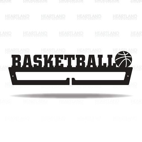 Basketball Medal Hanger