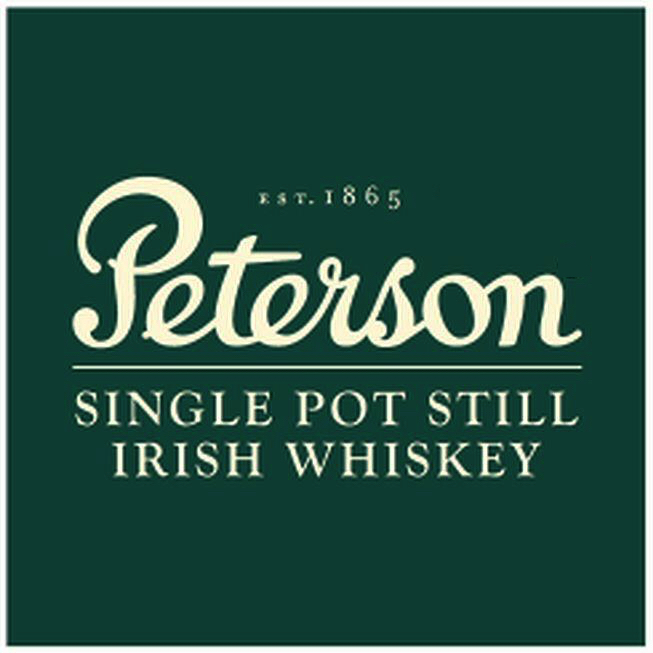 Drawing Sheet for the PETERSON logo