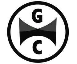 Drawing Sheet for GC logo black and whit