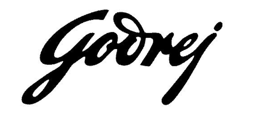 Drawing Sheet for the GODREJ logo