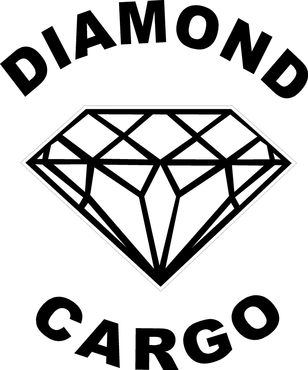 Drawing Sheet for DIAMOND CARGO logo