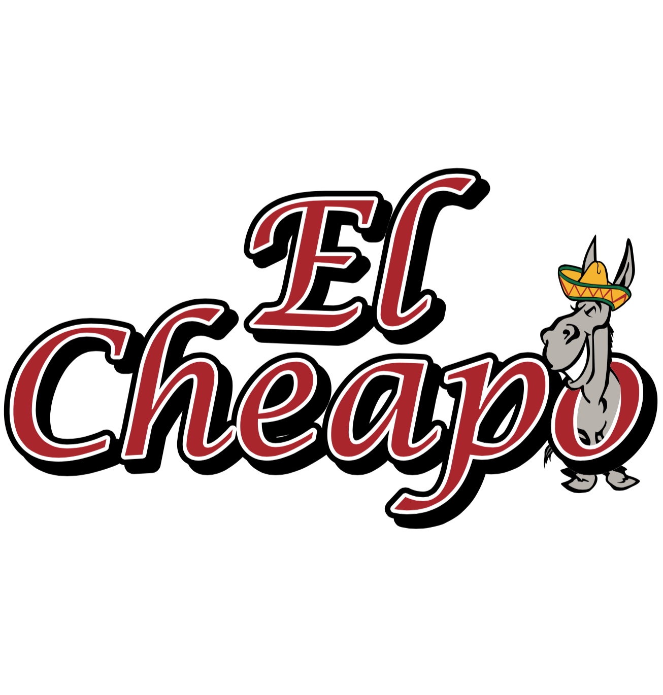 Drawing Sheet for EL CHEAPO logo 2