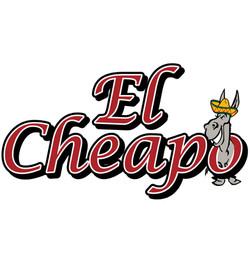 Drawing Sheet for EL CHEAPO logo 2