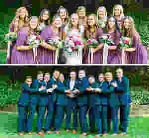 Utah wedding, bridesmaids and groomsmen, bride and groom, utah wedding, utah photographer, utah wedding photographer, best utah photographer