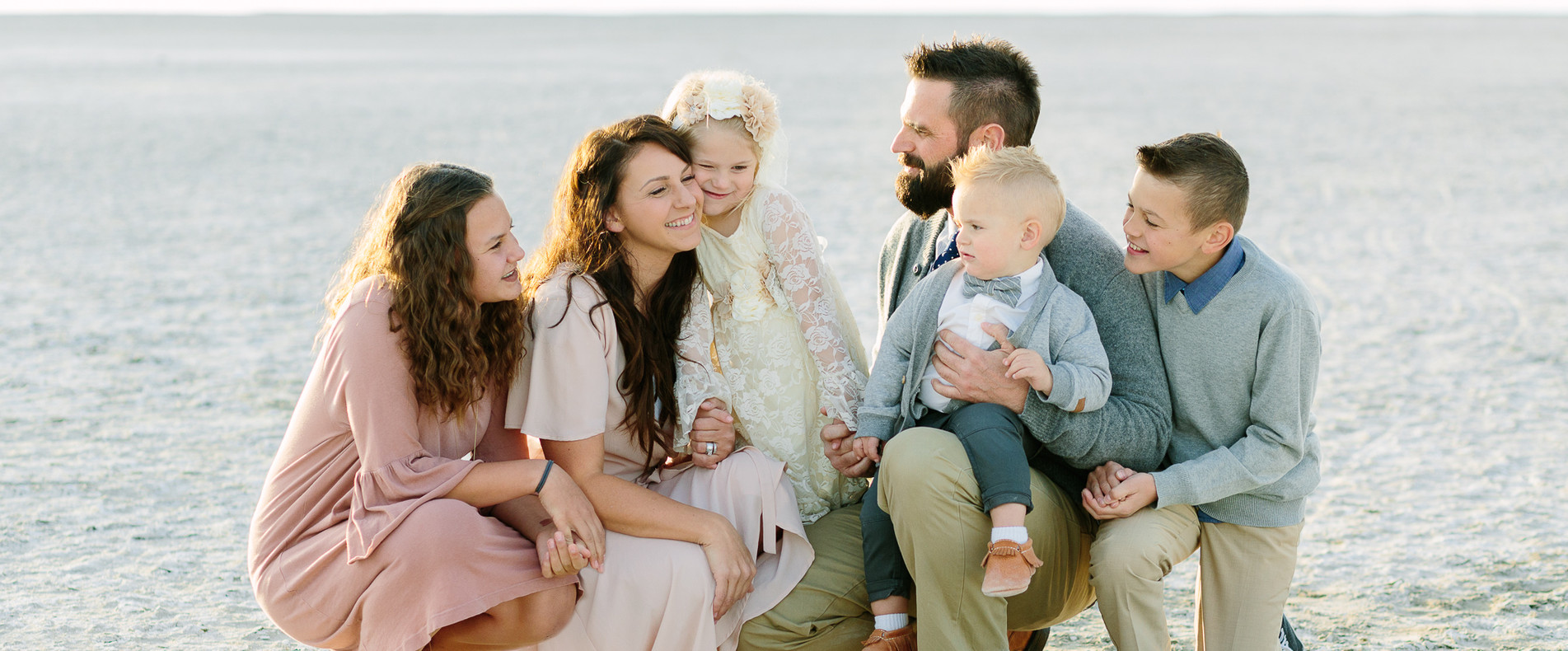 Saltair Photography Family Picture