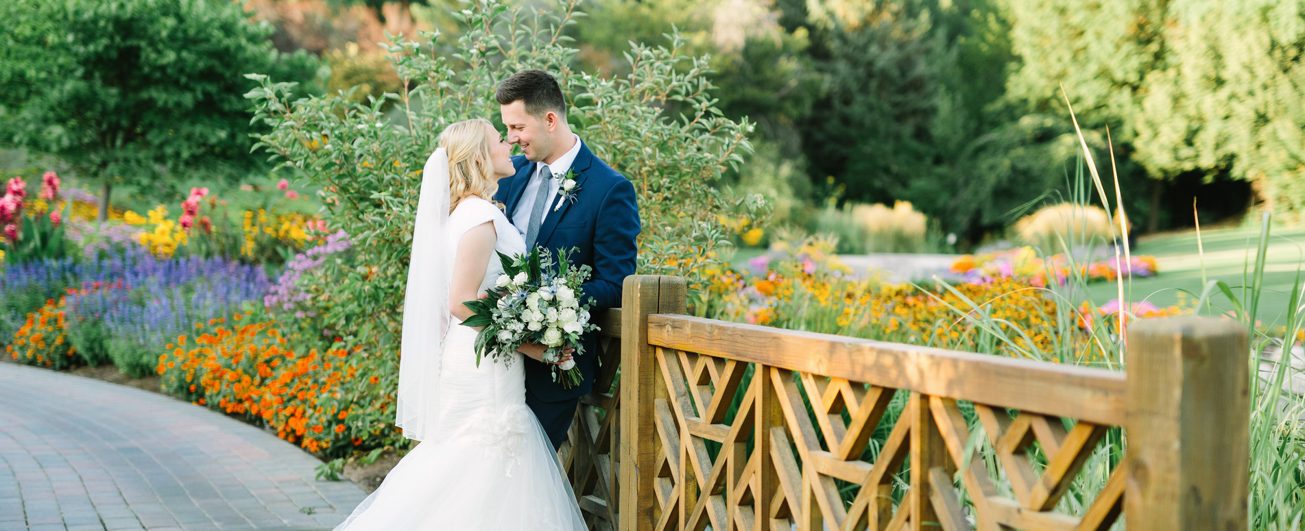 Thanksgiving Point Bridals