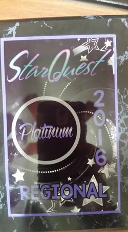 Platinum!!