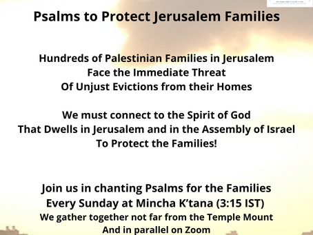 Download File: Psalms for Jerusalem Families