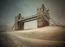 London city desertification