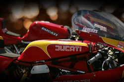 Two Ducatis