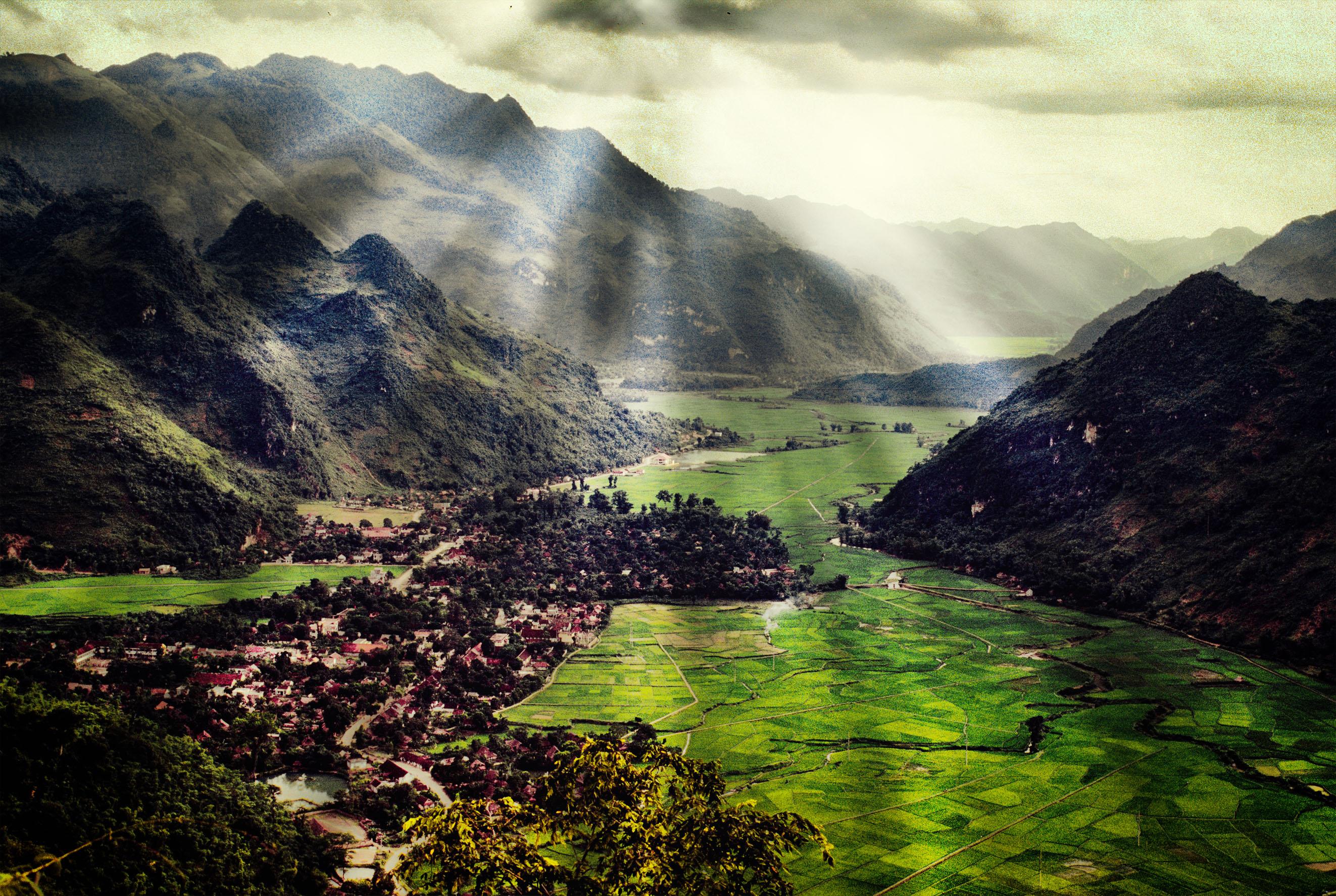 Viet Nam hills 2