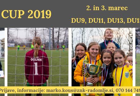 Znane so skupine in razporedi UKI CUP-a 2019!