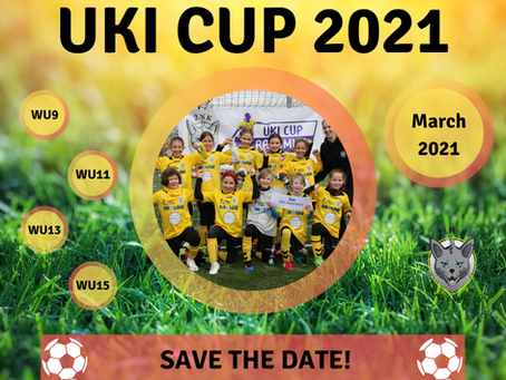 Obvestilo o odpovedi UKI CUP-a/ UKI CUP Cancellation