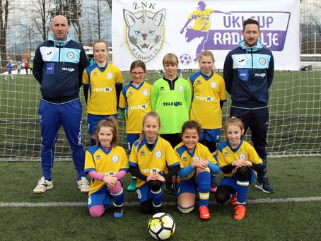 UKI CUP 2018 gostil ekipe iz petih držav, slavile Radomljanke