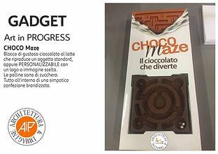 Gadget - Cioccolato su misura (FILEminim