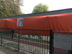 Murale inaugurazione