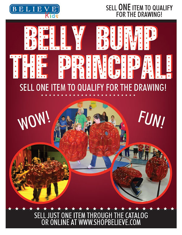 Belly Bump the Principal