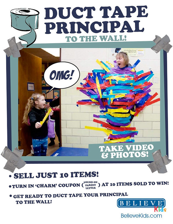 Duct Tape the Principal