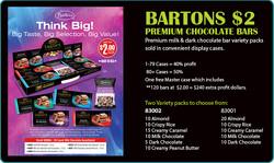 Bartons Chocolate Bars 2