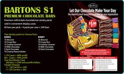 Bartons Chocolate Bars 1