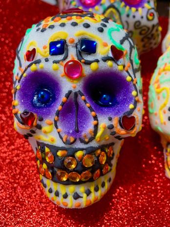Sugar Skull decorated