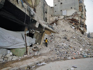 «انتصار» فوق الركام: أولويات ما بعد حلب