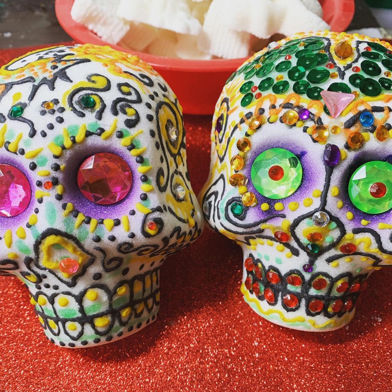Sugar Skull Decorating Workshop
