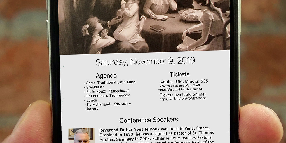 Catholic Life in a Modern World