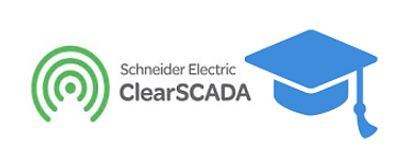 SAFEgroup Automation Schneider Electric ClearScada Logo