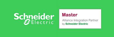 SAFEgroup Automation Schneider Electric Master Integrator Logo