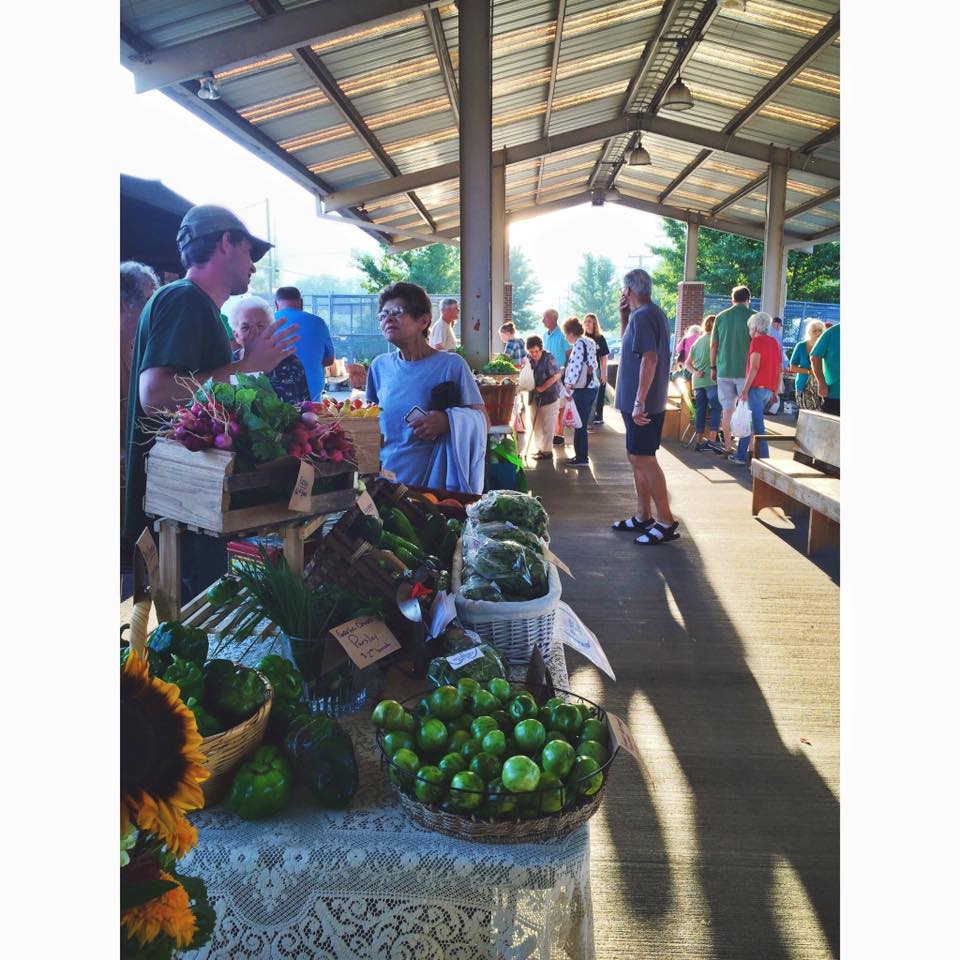Central City Farmer's Market