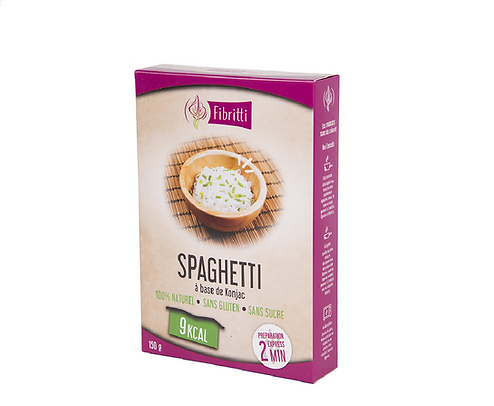 Pâtes - Spaghetti de konjac