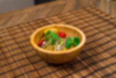 Spaghettiau pesto et tomates cerises