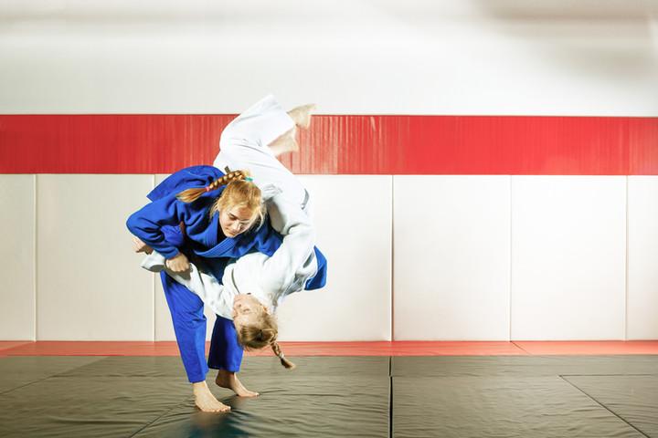 Jiu Jitsu - A super effective grappling art