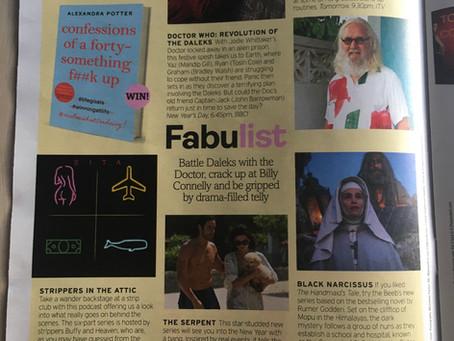 The Sun's Fabulous list!