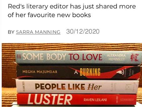 Red Magazine Best January Books