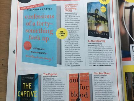 Heat Magazine Read of the Week!