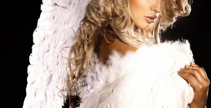 Valentine Angel Boudoir...