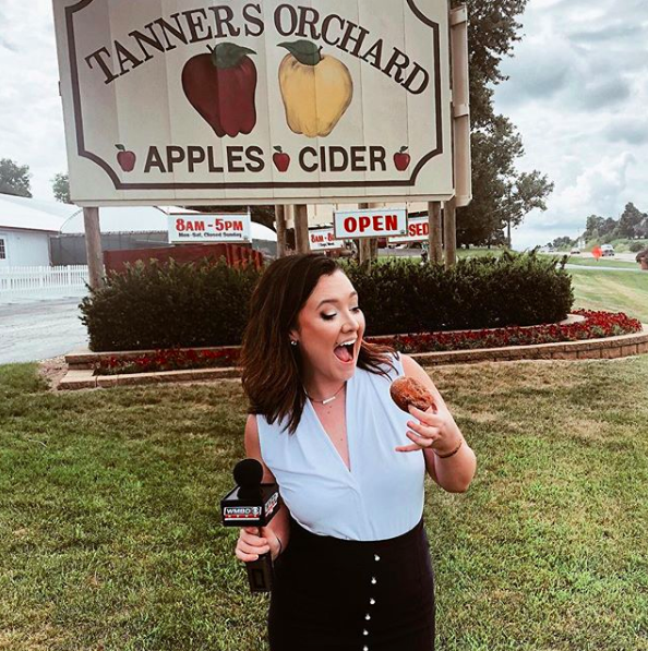 Tanner's Orchard- Opening Day