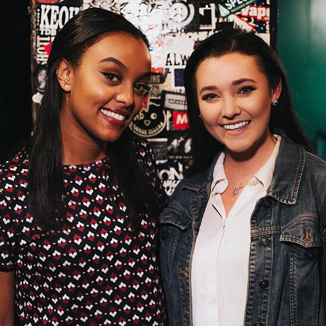 Ruth B. Interview