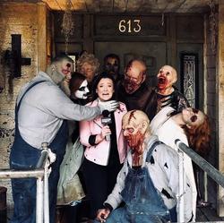 Spook Hollow Haunted Walk Through