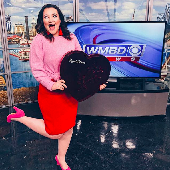 Valentine's Day at WMBD!