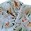 Thumbnail: Shirtje pofmouw  (met opstaand kraagje of gewone hals)