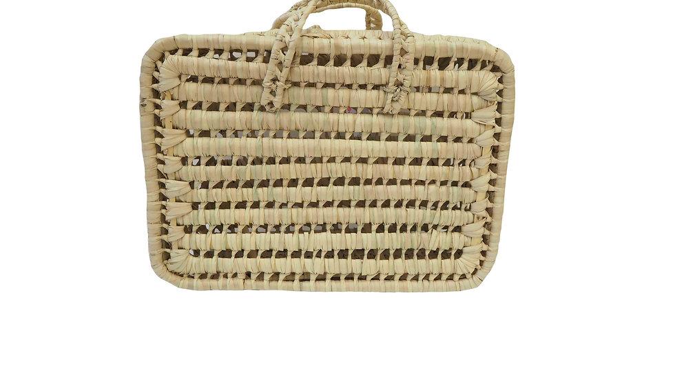 koffer van palmblad-groot
