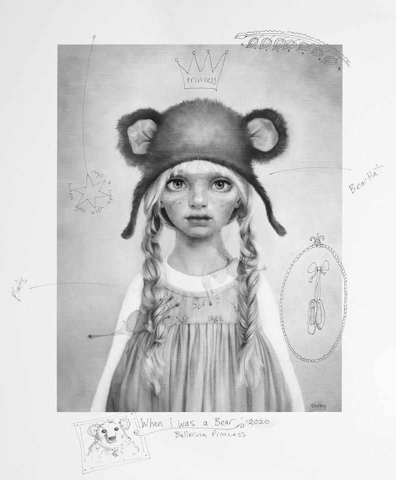 When I Was A Bear Edition 03 Princess