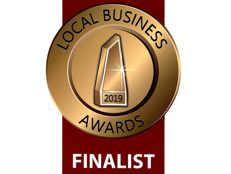 Dual Finalist for the 2019 Central Coast Business Awards